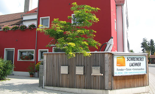 kontakt zur schreinerei lachner in kirchdorf n he. Black Bedroom Furniture Sets. Home Design Ideas
